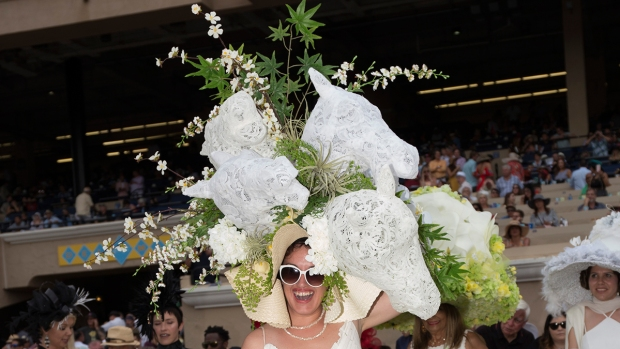 The Best Hats at San Diego's Famed Del Mar Opening Day