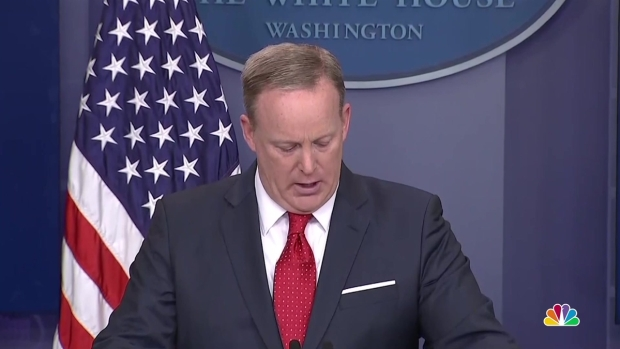 Sean Spicer: 'It's Time For Action on Health Care'