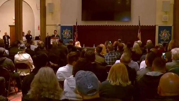[DGO] 'Hillcrest Strong' Town Hall Held Following Shooting