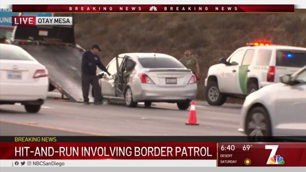 [DGO] Hit-and-Run Crash Involving Border Patrol