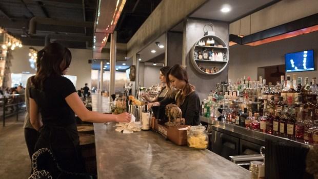 Entertainment Hub 'Hive' Takes Shape in Kearny Mesa