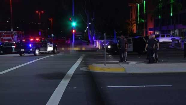 [DGO] WATCH: Video From Fatal Officer-Involved Shooting in Point Loma