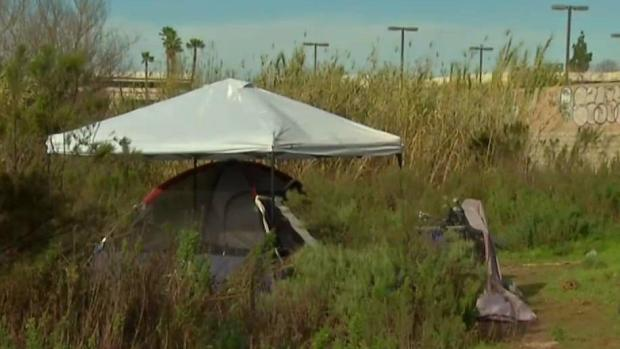 [DGO] Homeless Encampments See Drastic Increase on SD River