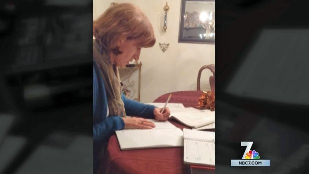 [DGO] San Diego Parents Take Homework Challenge