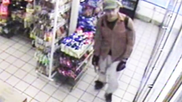 Images: Person Sought for Questioning in Homeless Attacks