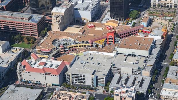 Horton Plaza Downtown San Diego