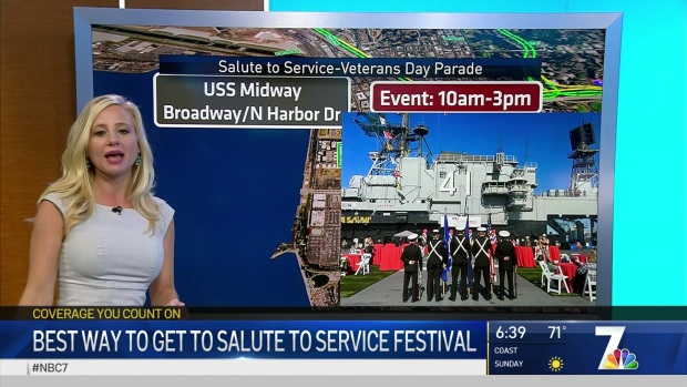 [DGO] How To Get To Salute To Service on USS Midway