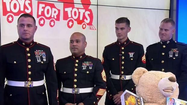 [DGO] How to Take Part in Toys for Tots Toy Drive