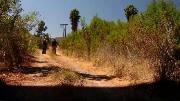 [DGO] Car Strikes I-15 Guardrail, Flies Into Rancho Bernardo Ravine: CHP
