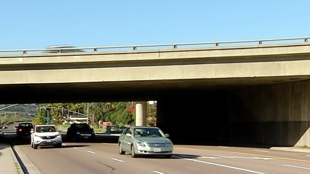 [DGO] I-5 Bridge Over Carmel Valley Road Dubbed 'Structurally Deficient'
