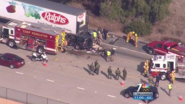 [G] Woman, Girl Killed in I-5 Crash