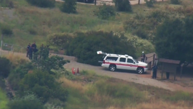 [DGO] Dead Body Found on Iron Mountain Trail in Poway