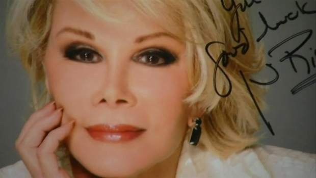 [DGO] Joan Rivers Remembered in San Diego