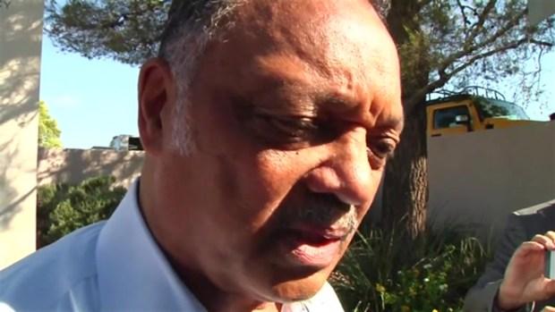 [NATL] 'Champions Rise': Rev. Jackson on Lamar Odom