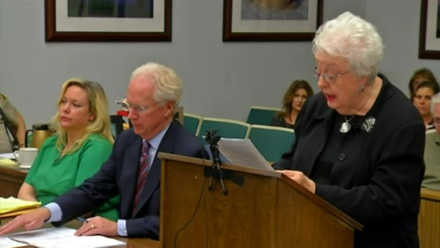 [DGO] Harper's Mother-in-Law Speaks at Sentencing