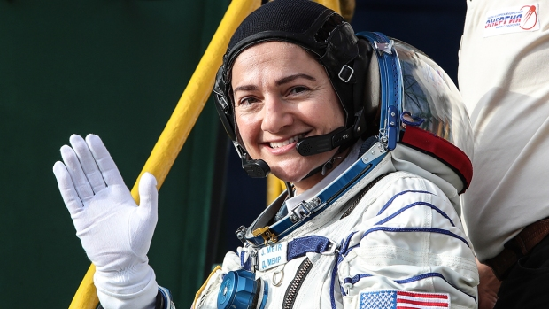 World's First All-Female Spacewalk Features UCSD Alumna