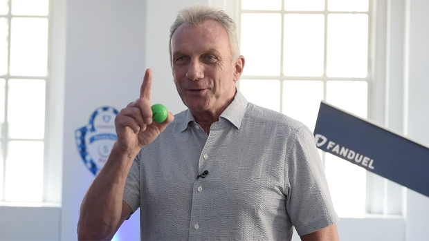 NFL Hall of Famer Joe Montana Hooks Up With Fan Duel for Fantasy Golf
