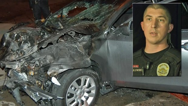 [DGO] Escondido Officer Hailed as Hero