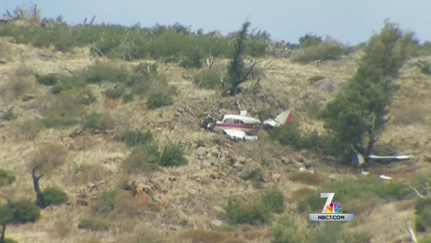 [DGO] Victims Recovered from Plane Wreckage in Julian