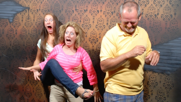 [NATL] Caught on Camera: Funniest Scared People