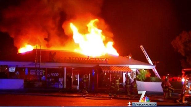 [DGO] Fire Damages Popular Vietnamese Restaurant