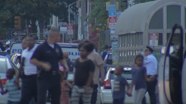 80 Kids Evacuated From Day Care During Philly Firefight