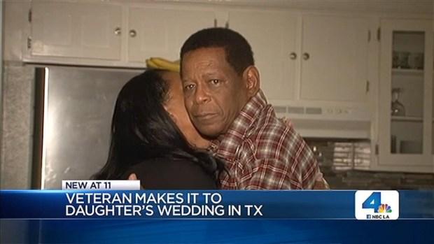 [LA] Parents Find Flight to Daughter's Wedding