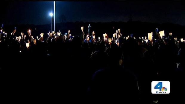 [LA] Hundreds of TSA Employees Remember Slain Colleague