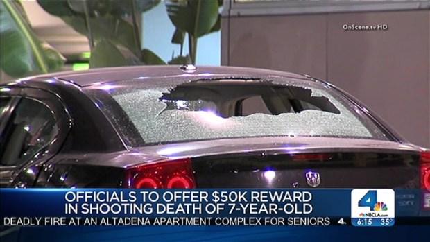 [LA] $50K Reward to Be Offered in Boy's Killing