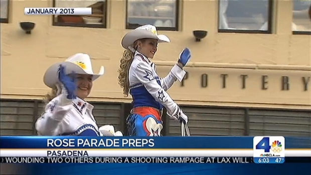 [LA] Controversy Surrounds Some Rose Parade Floats
