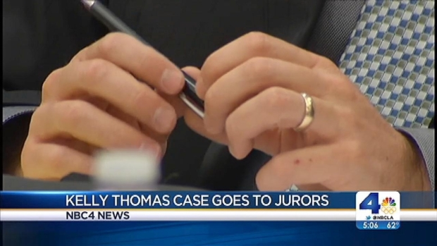 [LA] Jury to Begin Deliberations in Kelly Thomas Trial