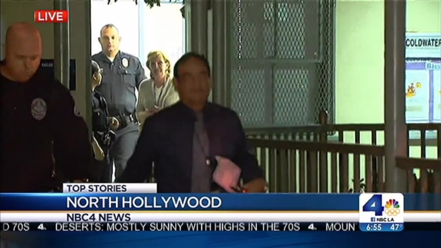 [LA] Police Presence High After Attempted Kidnapping Near NoHo School