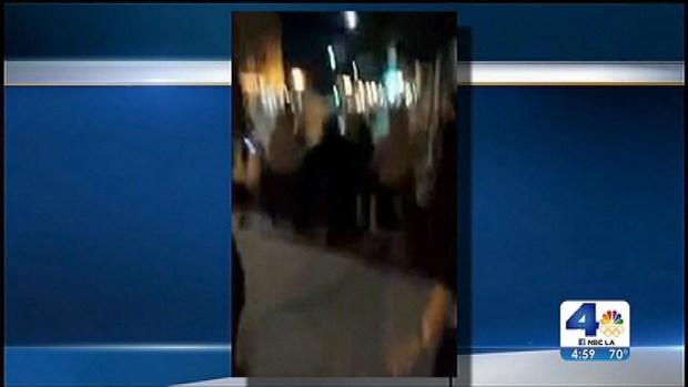 [LA] Police Arrest Second Club Fight Suspect, Seek Third
