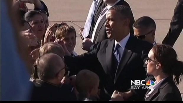 [BAY] President Obama Coming to San Francisco