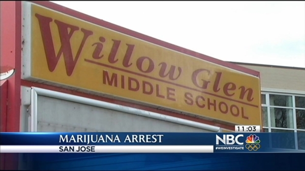 [BAY] Middle School Counselor Sells Pot to Kids: Police