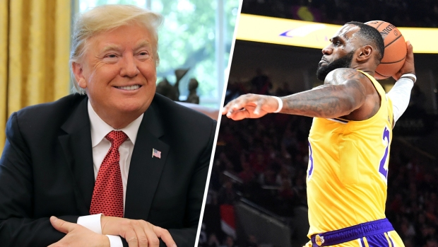 [NATL] You're More Likely to Be the Next LeBron or POTUS Than Win the Lottery