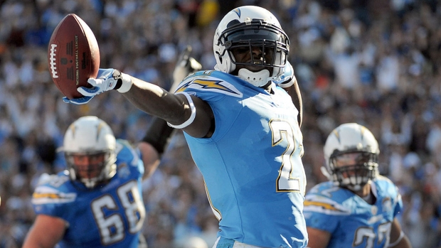 LaDainian Tomlinson Through the Years