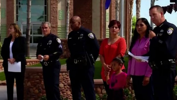 [DGO] Daughter, Co-Workers Honor Slain Escondido Officer