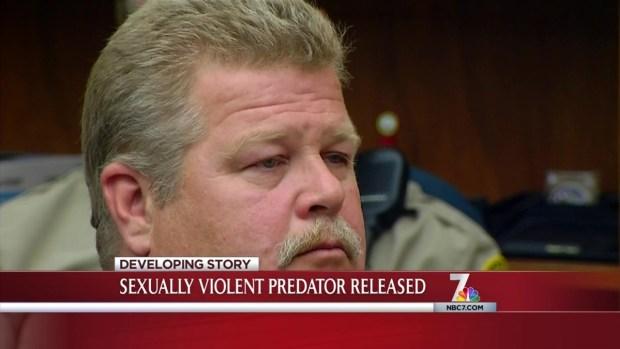 [DGO] Sexually Violent Predator's Release Draws Ire in Descanso
