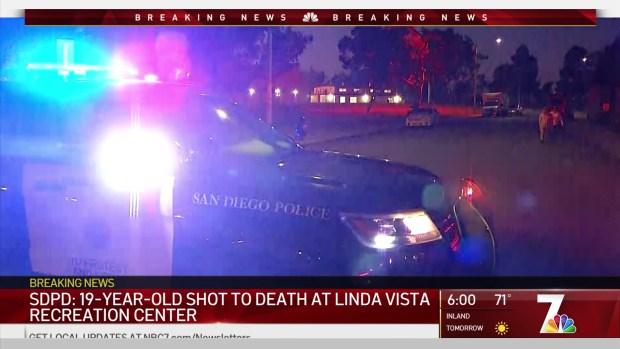 1 Shot and Killed at Near Linda Vista Recreation Center