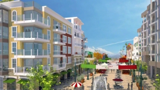[G] Ambitous Development Project Proposed for Little Italy