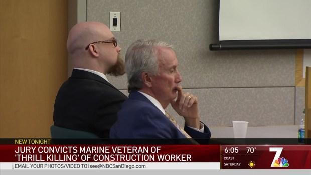 [DGO] Jury Convicts Marine Veteran of Killing of Construction Worker