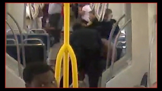 [DGO] VIDEO: Transit Officers Beat Trolley Rider