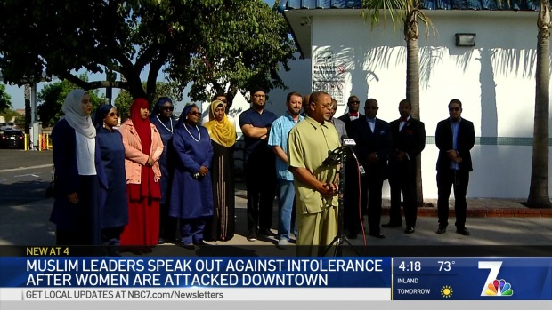 Muslim Community Takes Stand on Recent Attack on 3 Women