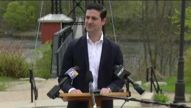[NECN] Maine Mayor Speaks Amid Petition for Recall