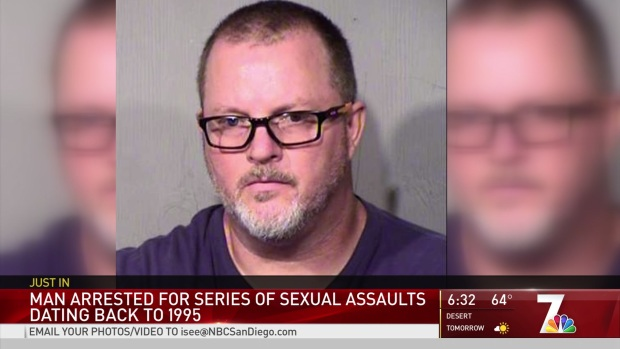 [DGO] Man Arrested for Series of Sexual Assaults Dating Back to 1995