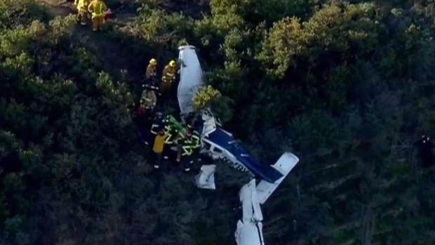 [DGO] Man Dies in Oceanside Plane Crash