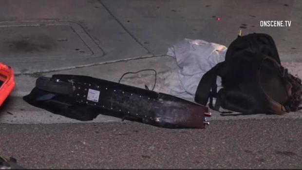 [DGO] Man Killed in Chula Vista Scooter Crash