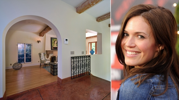 [NATL-LA] Mandy Moore Parts Ways With Home She Bought at 18 for $2.95M