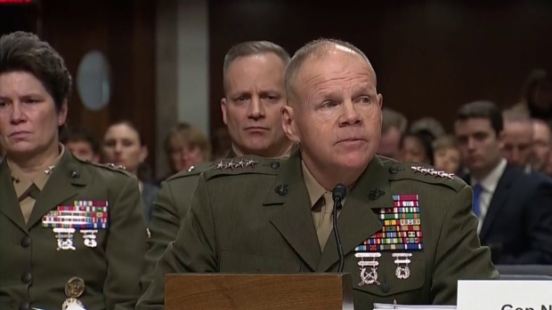 [NATL-DGO] Gen. Neller to Men in USMC: What More Must Women Do to Be Accepted?